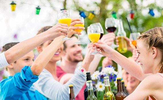 Festas Particulares e Corporativas