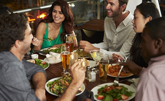 Bares, Restaurantes e Clubes